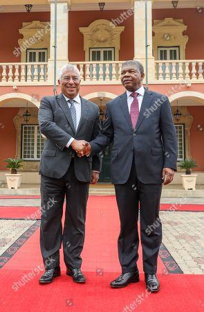 Prime Minister of Portugal Antonio Costa visit to Angola