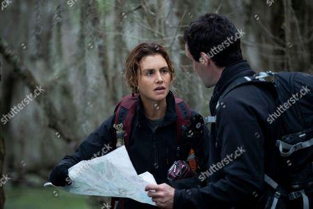 Hannah Ware as Sadie Hewitt, James Ransone as Nick