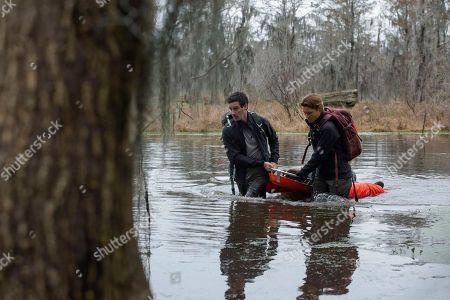 James Ransone as Nick, Hannah Ware as Sadie Hewitt