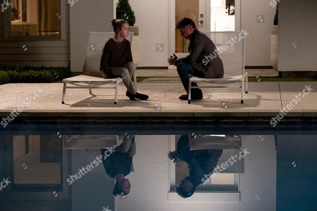 Anna Jacoby-Heron as Denise Hagerty, Sean Penn as Tom Hagerty