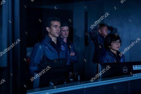 Rey Lucas as Matteo Vega, James Ransone as Nick, Keiko Agena as Jennifer Aiko Hakari