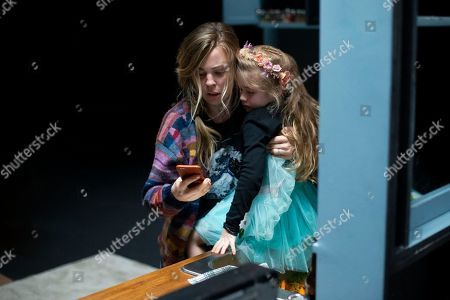 Stock Picture of Melissa George as Diane Hagerty, Eden Grace Redfield as Young Denise Hagerty