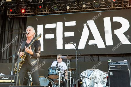 Fear - Lee Ving and Spit Stix