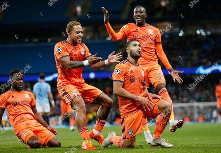 Manchester City v Lyon