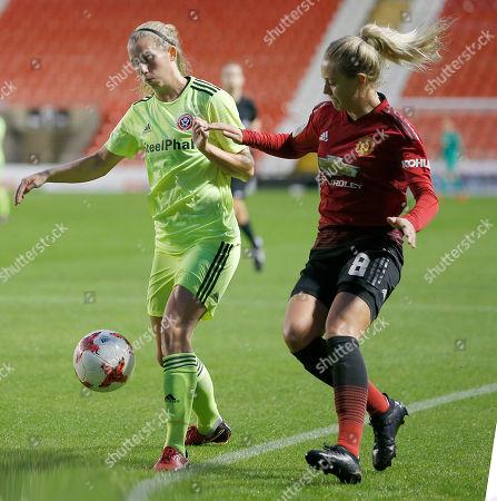 Manchester United Women v Sheffield United Women