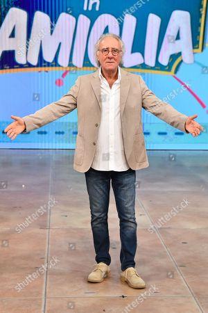 Editorial picture of 'Mezzogiorno in famiglia' TV show photocall, Rome, Italy - 18 Sep 2018
