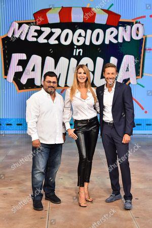 Sergio Friscia, Adriana Volpe, Massimiliano Ossini