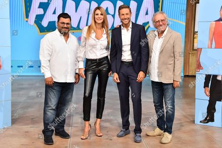 Sergio Friscia, Adriana Volpe, Massimiliano Ossini, Gianni Mazza