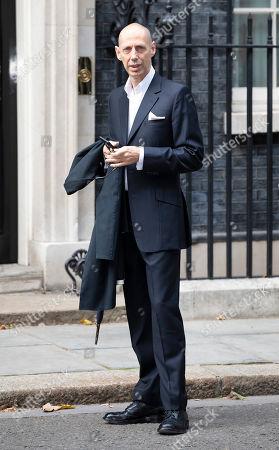 Editorial photo of Downing Street Fashion Week reception, London, UK - 18 Sep 2018