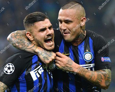 Inter Milan v Tottenham Hotspur