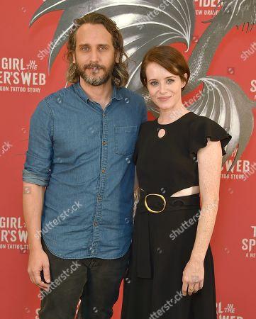 'The Girl in the Spider's Web' film photocall, Los Angeles