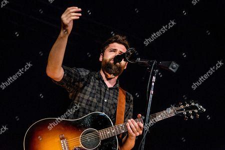 Editorial photo of Passenger in concert at Alcatraz, Milan, Italy - 18 Sep 2018
