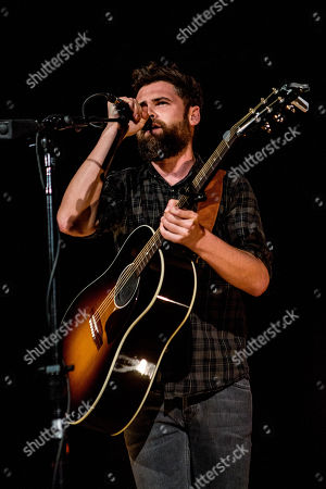 Editorial picture of Passenger in concert at Alcatraz, Milan, Italy - 18 Sep 2018