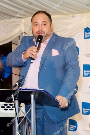 Stock Picture of Wynne Evans