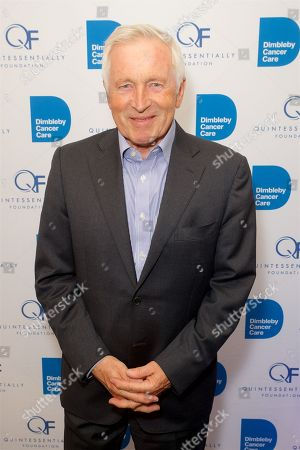 Stock Photo of Jonathan Dimbleby