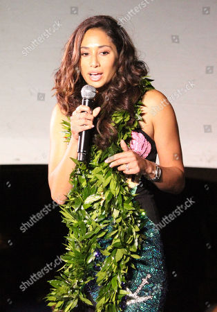Meaghan Rath during the Hawaii Five-O and Magnum P.I. Sunset On The Beach event on Waikiki Beach in Honolulu, Hawaii - Michael Sullivan/CSM