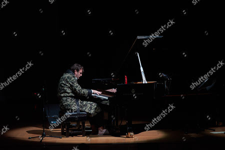 Stock Photo of Chilly Gonzales