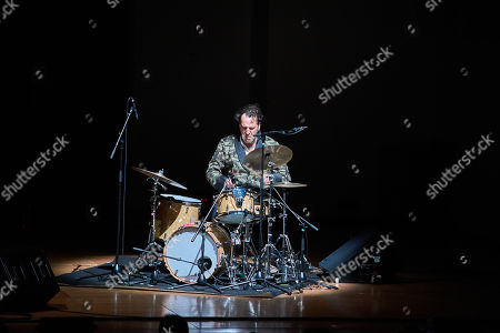 Editorial photo of Chilly Gonzales in concert at Codagan Hall, London, UK - 07 Sep 2018