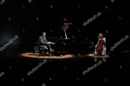 Editorial picture of Chilly Gonzales in concert at Codagan Hall, London, UK - 07 Sep 2018