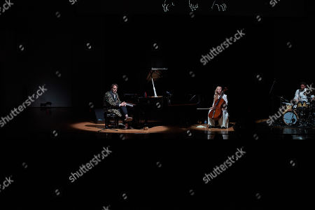 Stock Picture of Chilly Gonzales