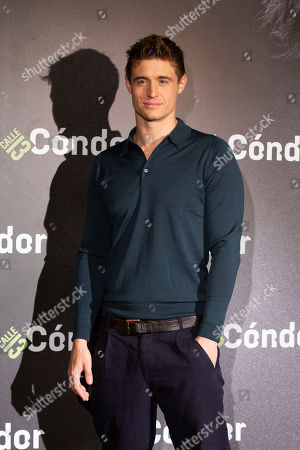 'Condor' TV show photocall, Madrid
