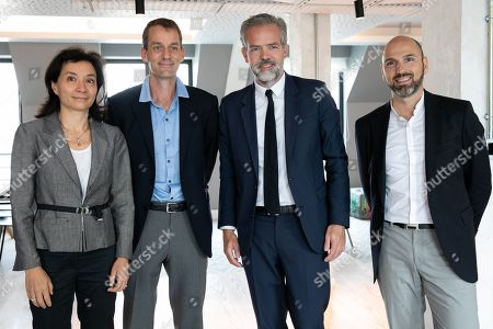 Editorial photo of Google AI research center opens in Paris, France ,  18 Sep 2018