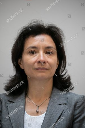 Stock Picture of Delphine Geny-Stephann Secretary of State