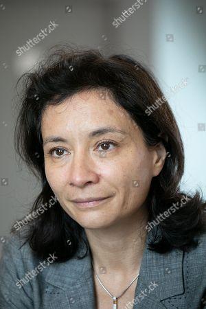 Stock Photo of Delphine Geny-Stephann Secretary of State