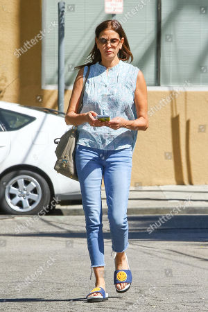 Teri Hatcher out and about, Los Angeles