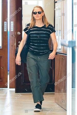 Jodie Foster out and about, Los Angeles