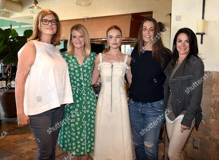 Anne-Marie Grey, Martha Raddatz, Kate Bosworth, Amy Williams, Courteney Monroe
