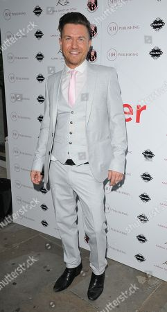 'The Insider' by Sam Dowler book launch party, London