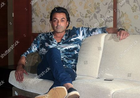 Stock Image of Bobby Deol