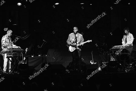 Editorial picture of Twin Shadow In Concert at Revolution, Fort Lauderdale, USA - 18 Sep 2018