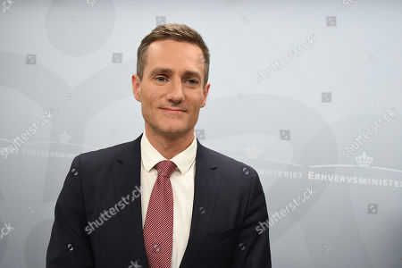 Minister for Industry, Business and Financial Affairs Rasmus Jarlov