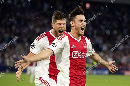 Ajax Amsterdam v AEK Athens