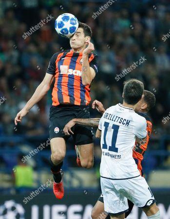 Shakhtar Donetsk v TSG Hoffenheim