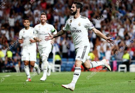 Real Madrid v AS Roma