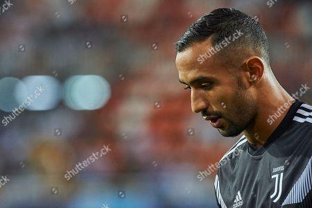Editorial photo of Valencia CF v Juventus, Champions League, Group stage, Group E, date 1. Football, Mestalla Stadium, Barcelona, Spain - 19 SEP 2018