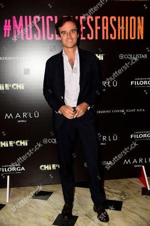 Emanuele Farneti, Director of Vogue Italia