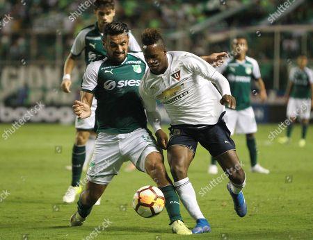 Editorial picture of Deportivo Cali vs Liga de Quito, Colombia - 19 Sep 2018