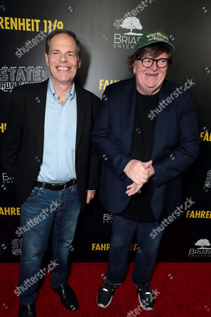 Editorial photo of Michael Moore's 'Fahrenheit 11/9' Los Angeles Premiere at the Samuel Goldwyn Theater, Beverly Hills, CA, USA - 19 September 2018