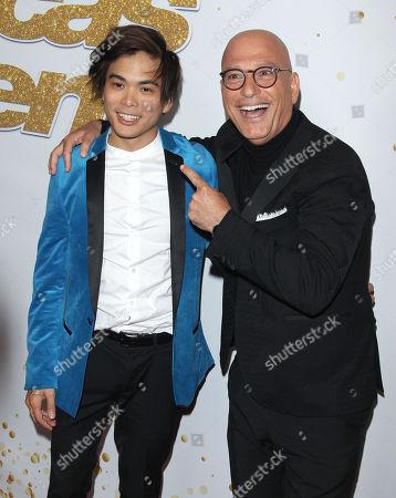 Shin Lim, Howie Mandel