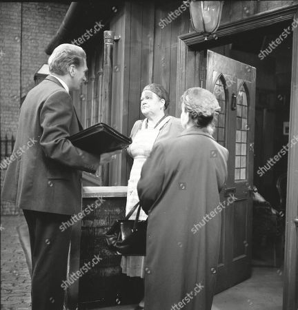 Editorial photo of 'Coronation Street' TV Show - 1964