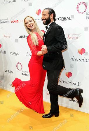 Isabel Edvardsson and Massimo Sinato