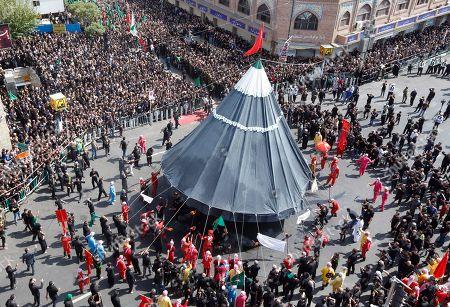 Muharram celebrations