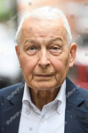 Former Labour MP Frank Field