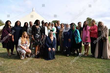 Editorial picture of Launch of 'Together: Our Community Cookbook', Kensington Palace, London, UK - 20 Sep 2018