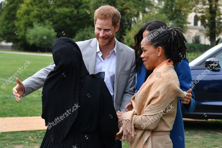 Editorial photo of Launch of 'Together: Our Community Cookbook', Kensington Palace, London, UK - 20 Sep 2018