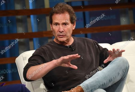 PayPal CEO Dan Schulman participates in the Yahoo Finance All Markets Summit: A World of Change at The TimesCenter, in New York